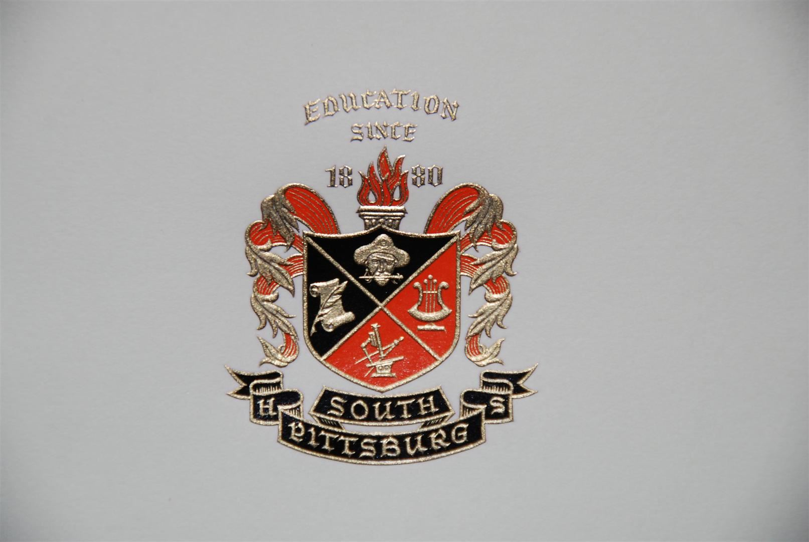 South Pittsburg High School Crest