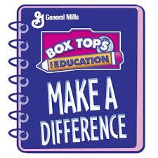 Box Tops Make A Difference