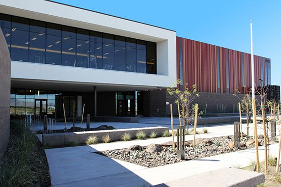 Copper Sky Multigenerational Center