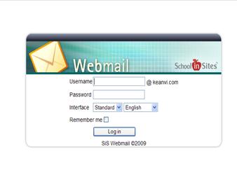 Student Webmail Login