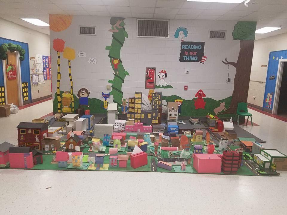 1st Grade Communities Project