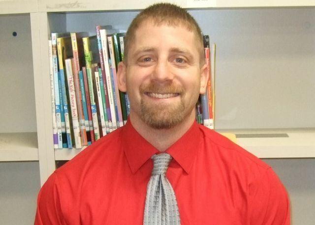 Matt Schilit, Principal of North Middle/High School