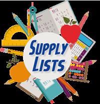 Supply Lists 2019-20