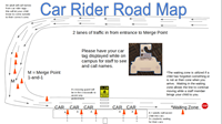 Car Rider Road Map